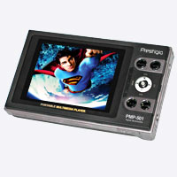 Prestigio Portable Multimedia Player PMP-501