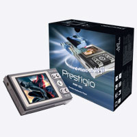 Features of the portable media player PMP-501