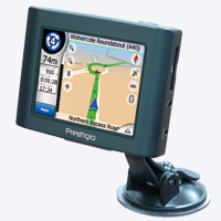 Prestigio GeoVision 350 GPS Navigator