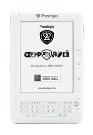 eBook reader PER5162B/W